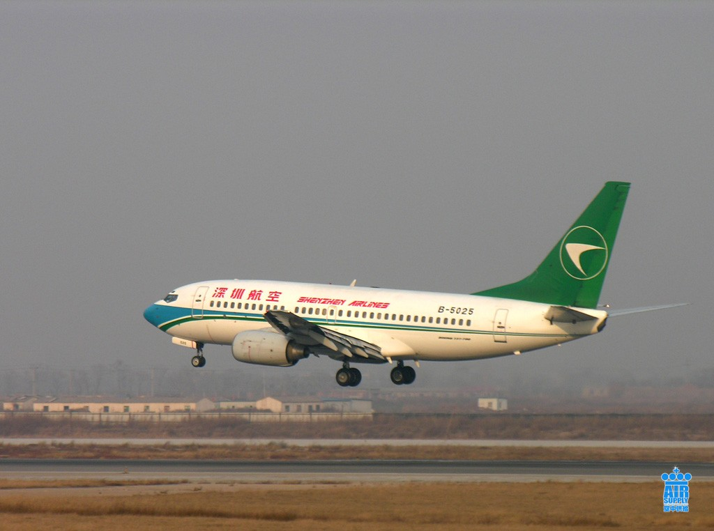 Re:[原创]*****12月16日,天津飞友岁末大聚会集结贴!***** BOEING 737-700 B-5025 中国天津滨海机场