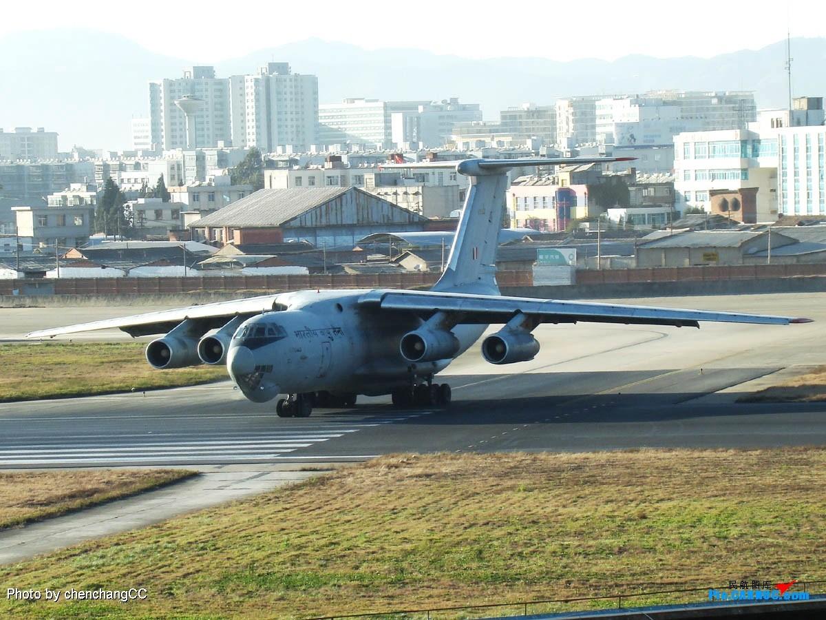 中国�9.��f��i)�il�)~K�_印度空军自二战后首次飞越驼峰航线进入中国 liyushin il-76-md k2902