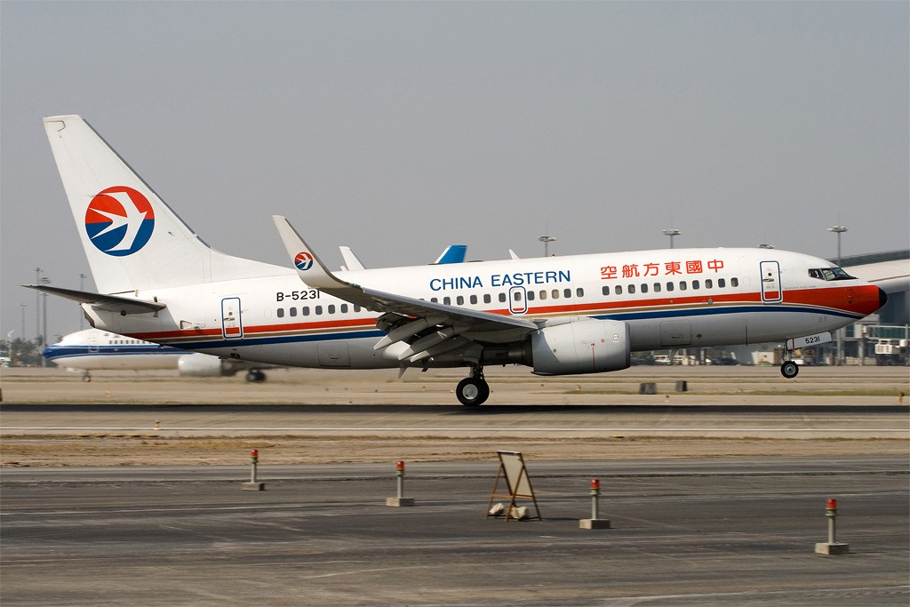 Re:[原创][深圳打机队]==我的广州身份证== BOEING 737-700 B-5231 中国广州白云机场