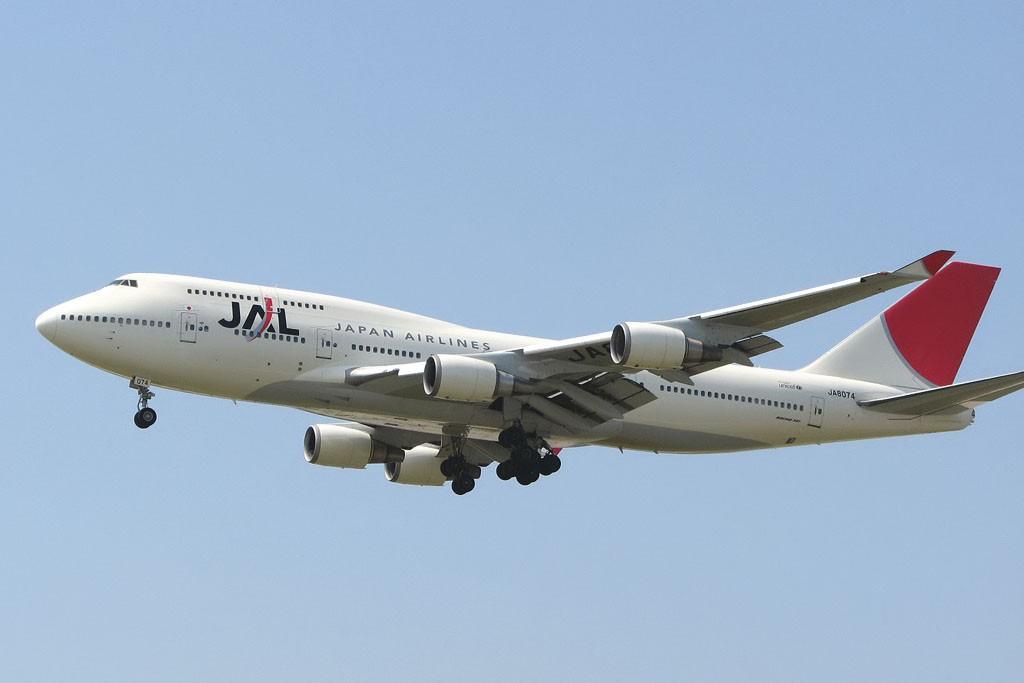 Re:PVG同一角度 BOEING 747-446 JA8074 中国上海浦东机场