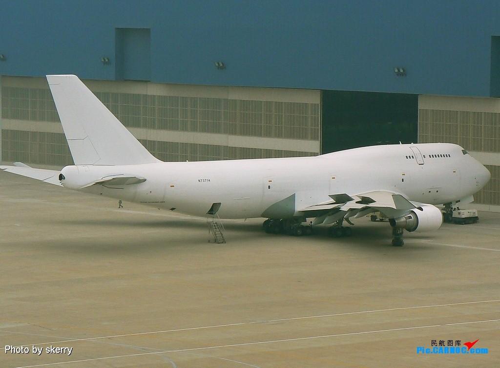 Re:第三次来到厦门,拍到了几个希罕的灰机! BOEING 747-400F N73714 厦门高崎国际机场