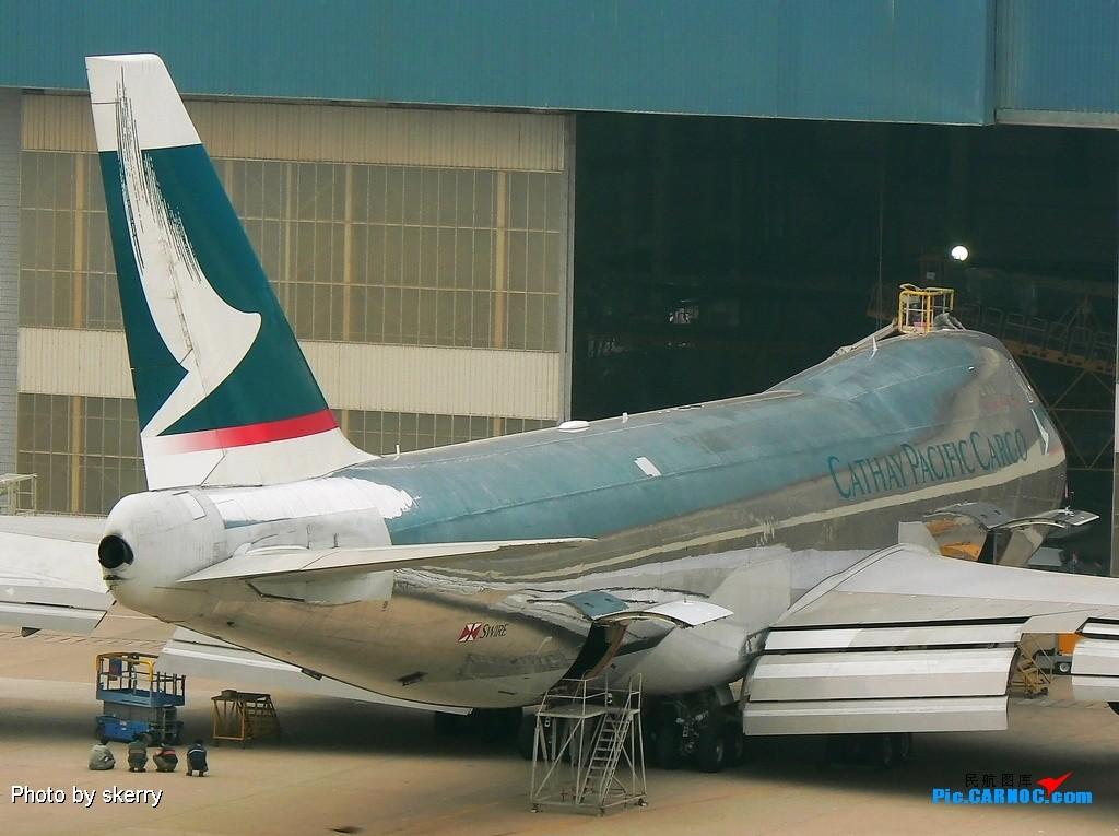 [原创]再次到访厦门,拍到了几个希罕的灰机! BOEING 747-400F  厦门高崎国际机场