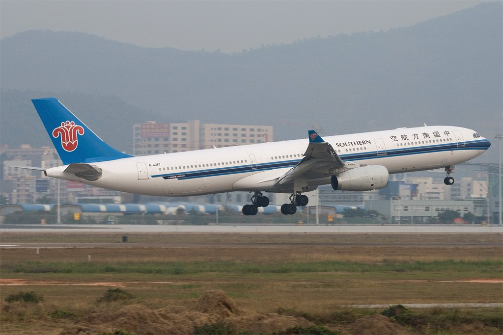 Re:[原创][深圳打机队]=====同样是757===== AIRBUS A330-300 B-6087 深圳宝安国际机场