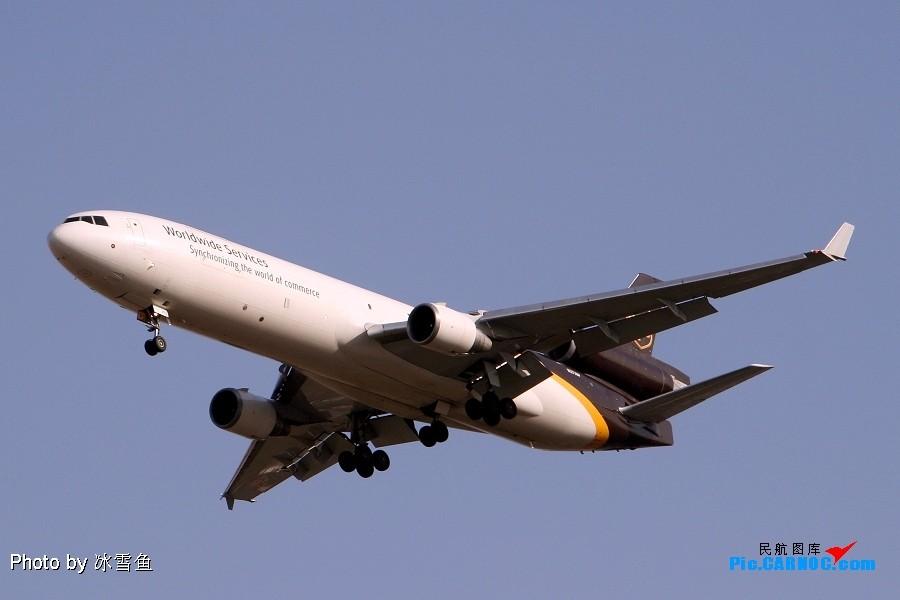 Re:南京今天大雪,拍不了機,只能在家發圖——UPS的MD-11F