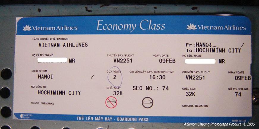 Re:Re:Re:[原创]dongliang78在越南--(2) 河内-西贡飞行,惊讶的开始    Viet Nam HO CHI MINH SON NHUT