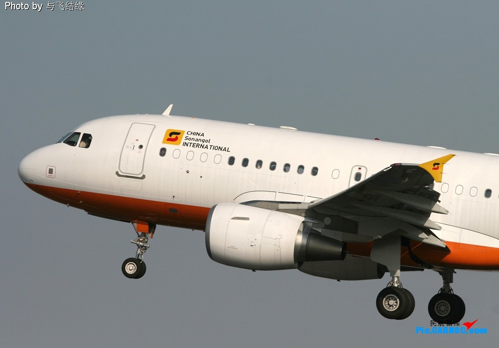 Re:[原创]China Sonangol International A319-115X CJ在PEK西跑道图一组. A319-115X CJ VP-BEX