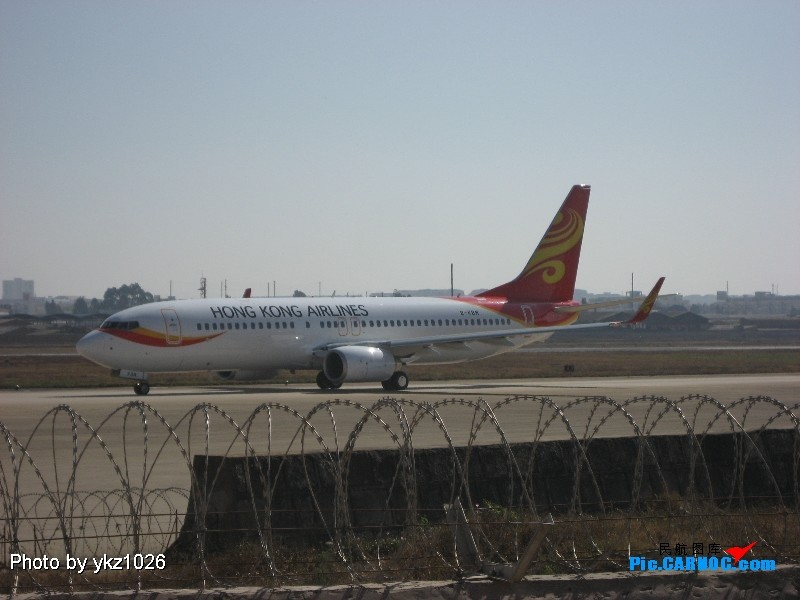 Re:[原创]各航空公司的小翼737  漏掉的请各位给补上 B737-800 B-KBR KMG
