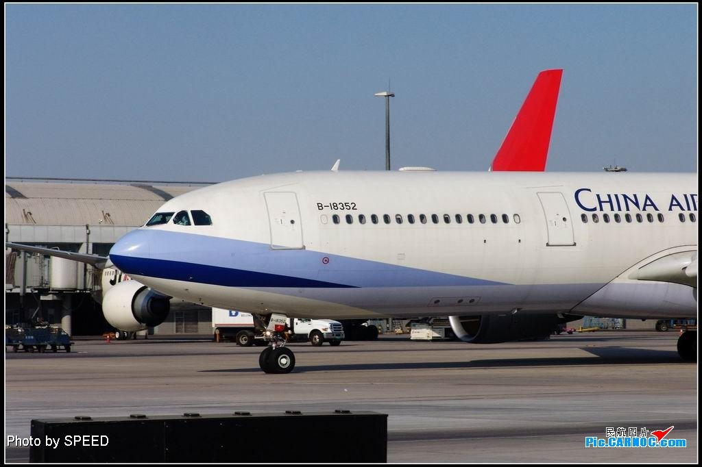 Re:08年春节后包机,赠送多幅身份证照 330 B-18352 PEK