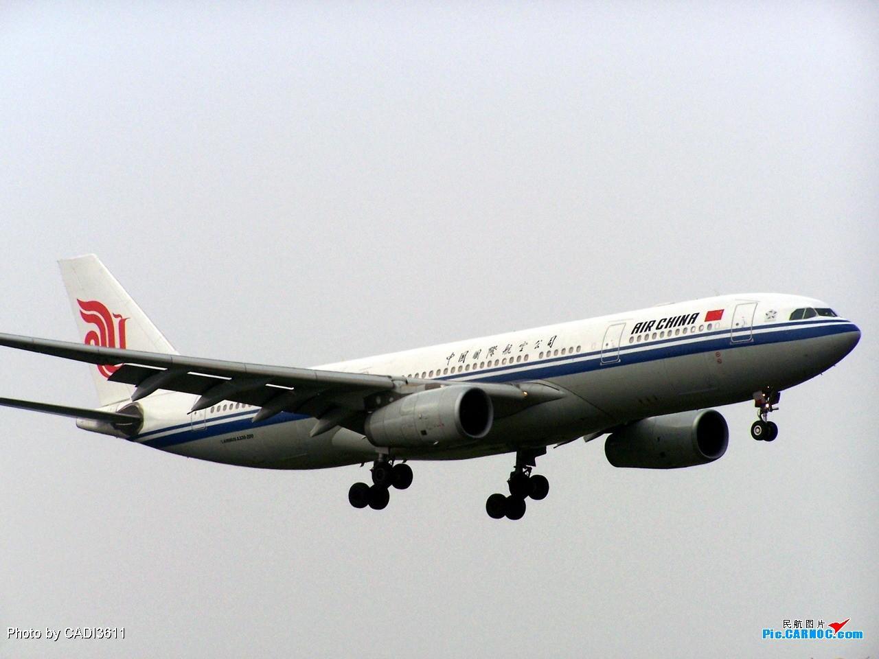 Re:[原创]080214-CTU-02 AIRBUS A330-200 B-6071 CTU