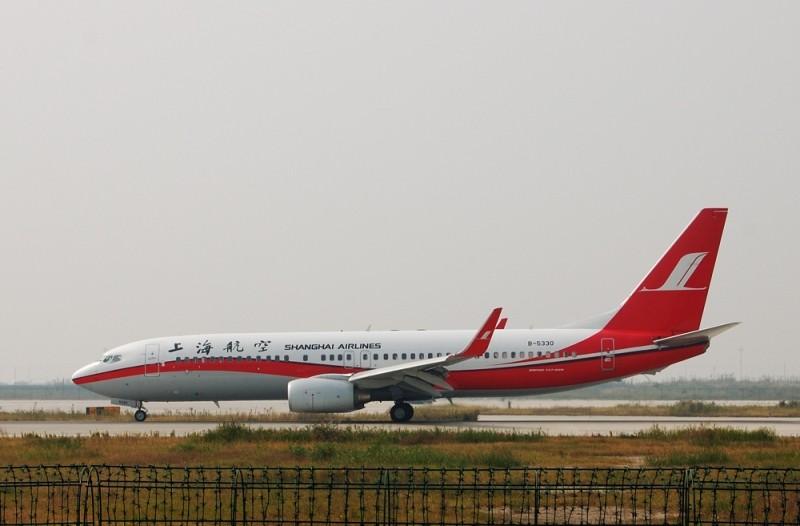 Re:[原创]各航空公司的小翼737  漏掉的请各位给补上 BOEING 737-800 B-5330