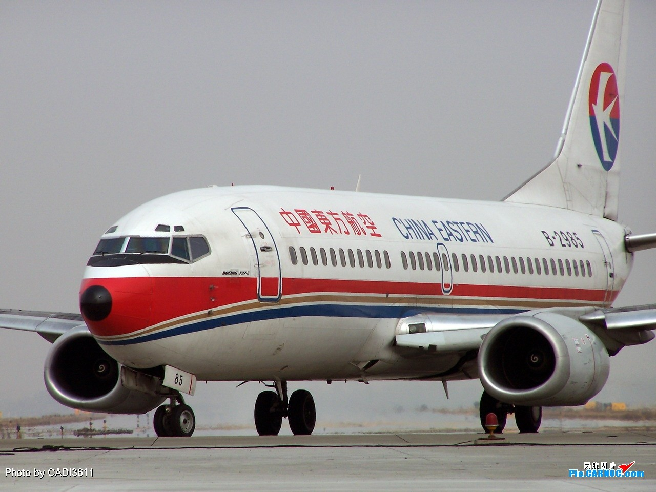 Re:[原创]080214-CTU-02 BOEING 737-300 B-2985 CTU