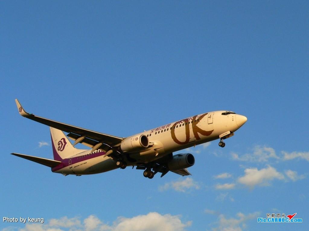 Re:[原创]各航空公司的小翼737  漏掉的请各位给补上 BOEING 737-800  KMG