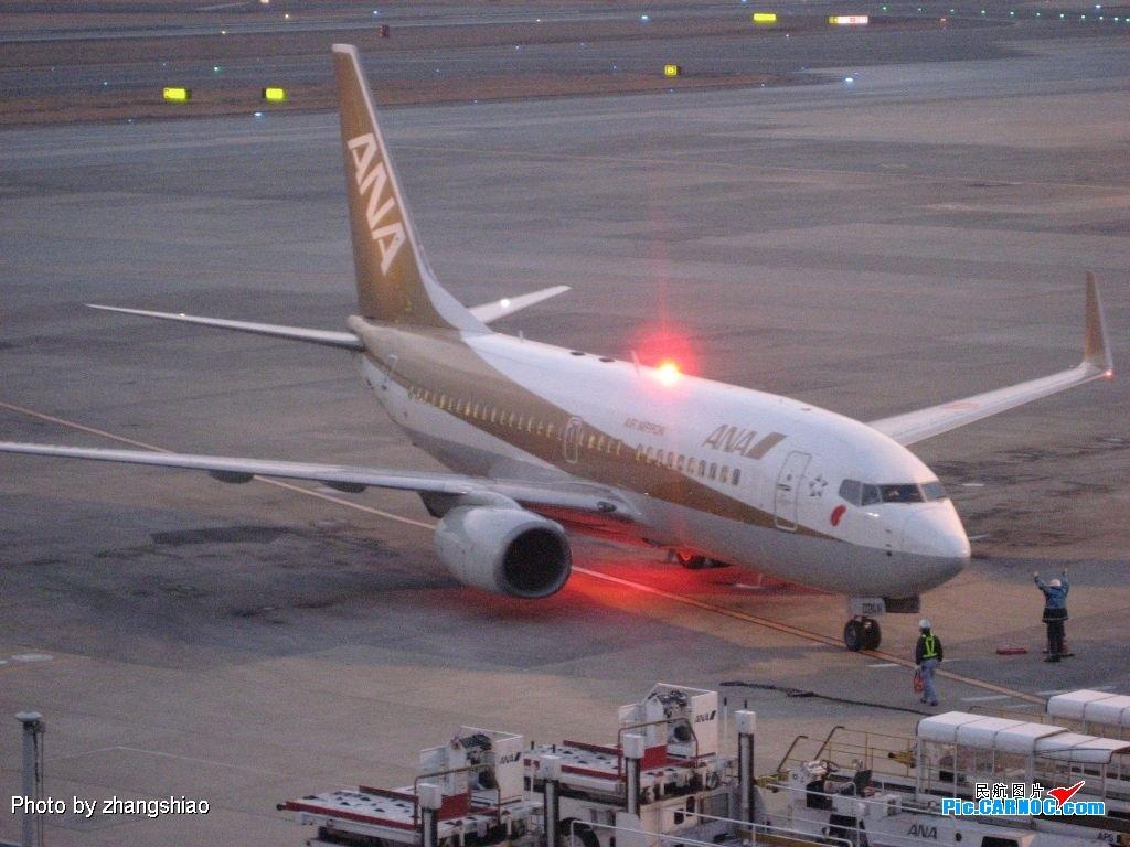 Re:[原创]各航空公司的小翼737  漏掉的请各位给补上 BOEING 737  大阪伊丹国际机场