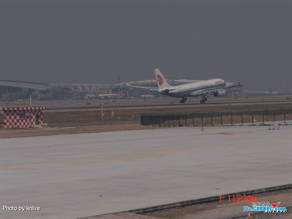 Re:[原创]3月1日,ZGGG飞机大杂烩 AIRBUS A330-200 B-6072