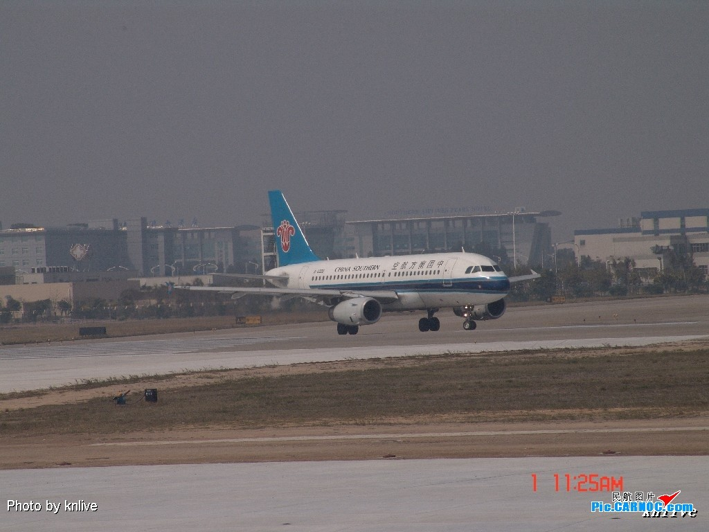 Re:[原创]3月1日,ZGGG飞机大杂烩 AIRBUS A319-100 B-6220