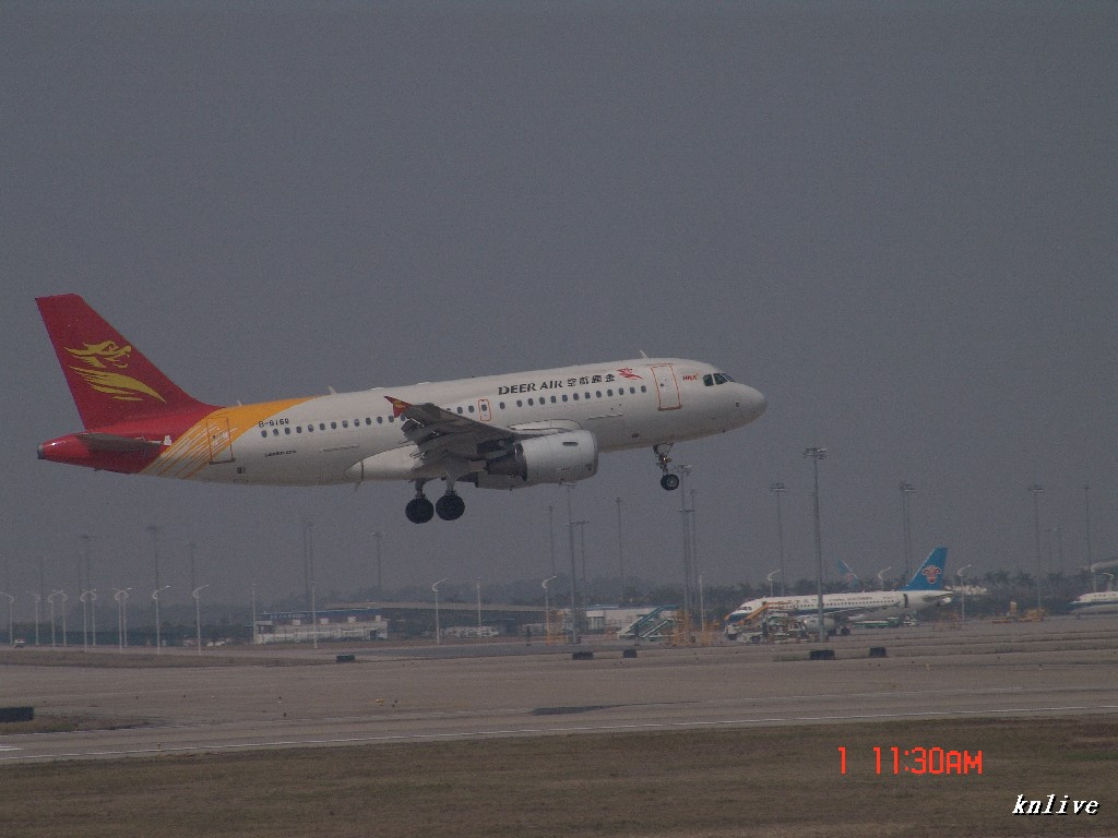 Re:[原创]3月1日,ZGGG飞机大杂烩 AIRBUS A319-100 B-6169