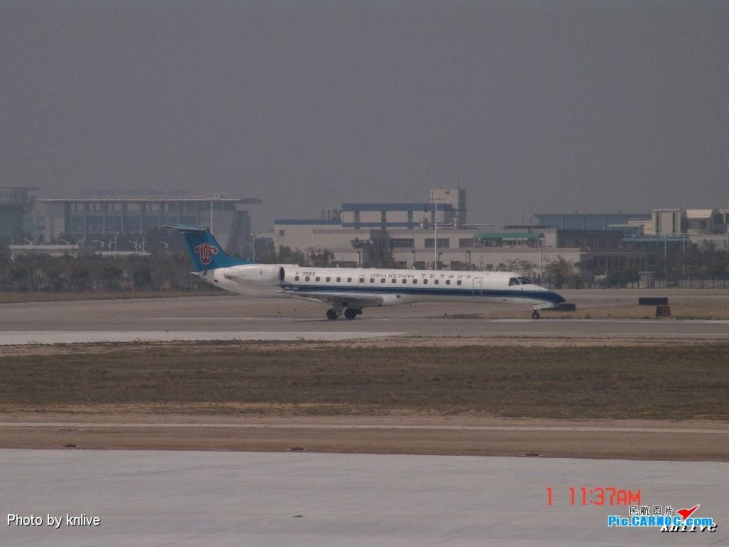 Re:[原创]3月1日,ZGGG飞机大杂烩 EMBRAER ERJ-145 B-3063