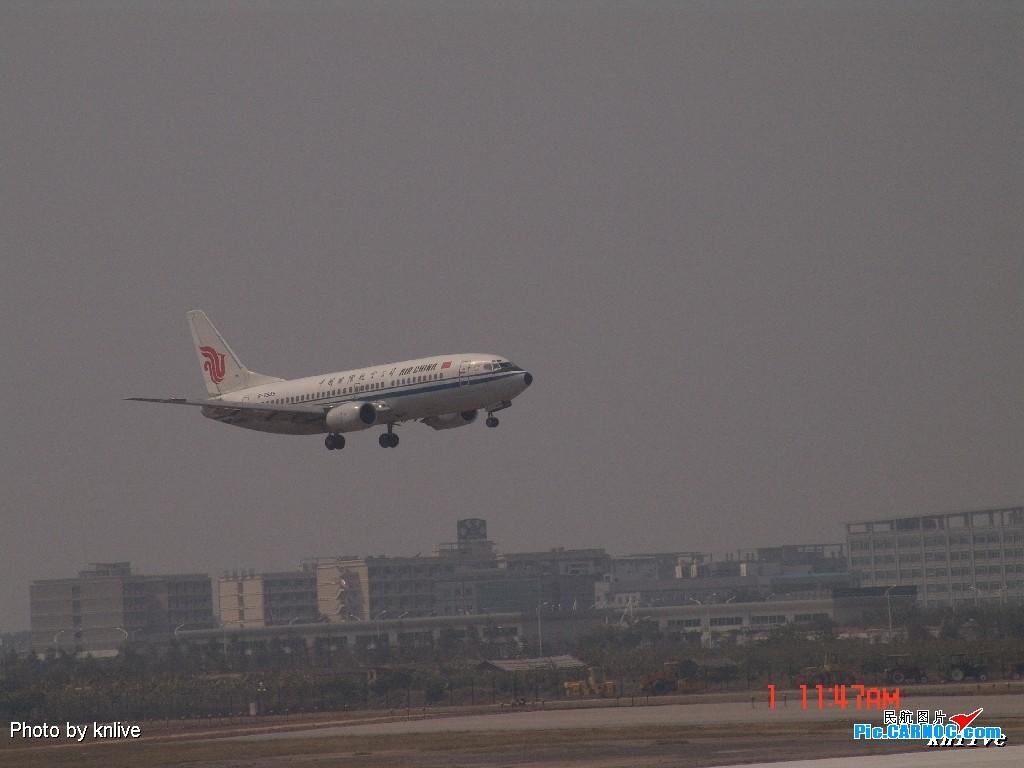Re:[原创]3月1日,ZGGG飞机大杂烩 BOEING 737-300 B-2949