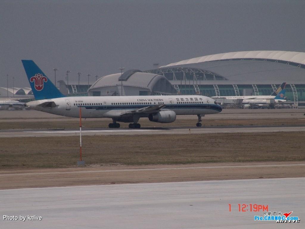 Re:[原创]3月1日,ZGGG飞机大杂烩 BOEING 757-200 B-2838