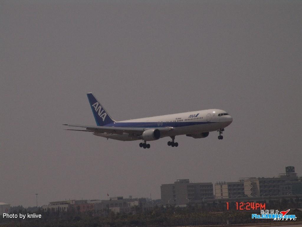 Re:[原创]3月1日,ZGGG飞机大杂烩 BOEING 767-300
