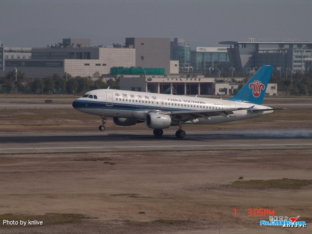 Re:[原创]3月1日,ZGGG飞机大杂烩 AIRBUS A312-112 B-6202