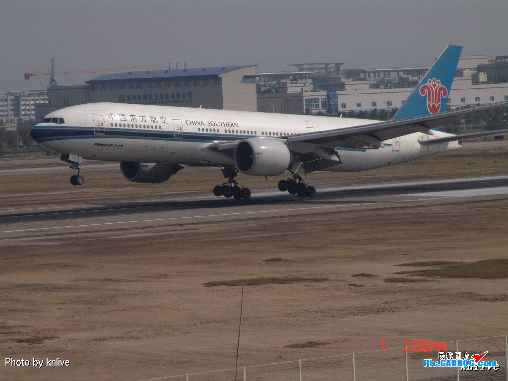 Re:[原创]3月1日,ZGGG飞机大杂烩 BOEING 777-200