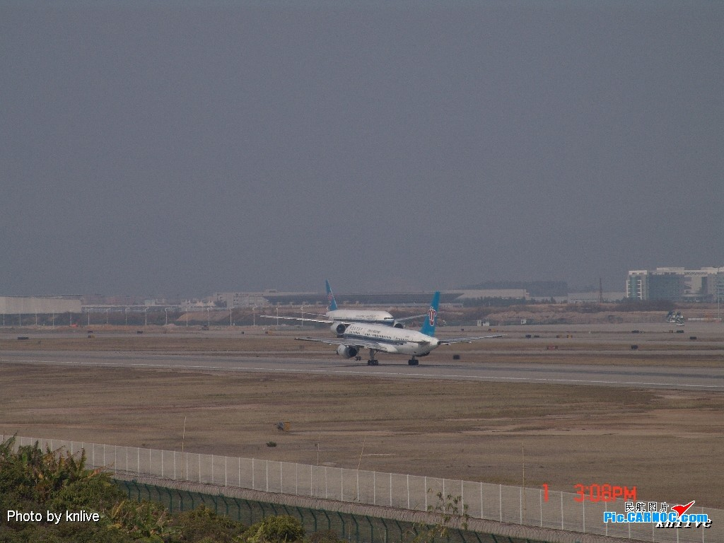 Re:[原创]3月1日,ZGGG飞机大杂烩 BOEING 757-200 B-2813