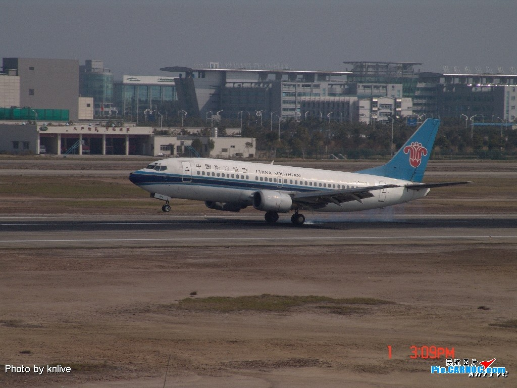 Re:[原创]3月1日,ZGGG飞机大杂烩 BOEING 737-300 B-2924