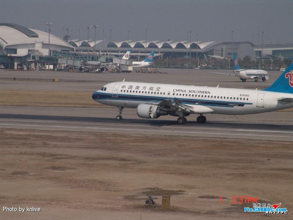 Re:[原创]3月1日,ZGGG飞机大杂烩 AIRBUS A320-200 B-6283