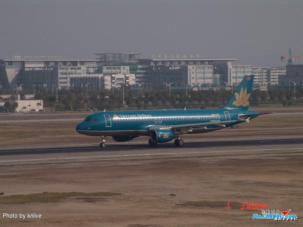 Re:[原创]3月1日,ZGGG飞机大杂烩 AIRBUS A320 VN-A301