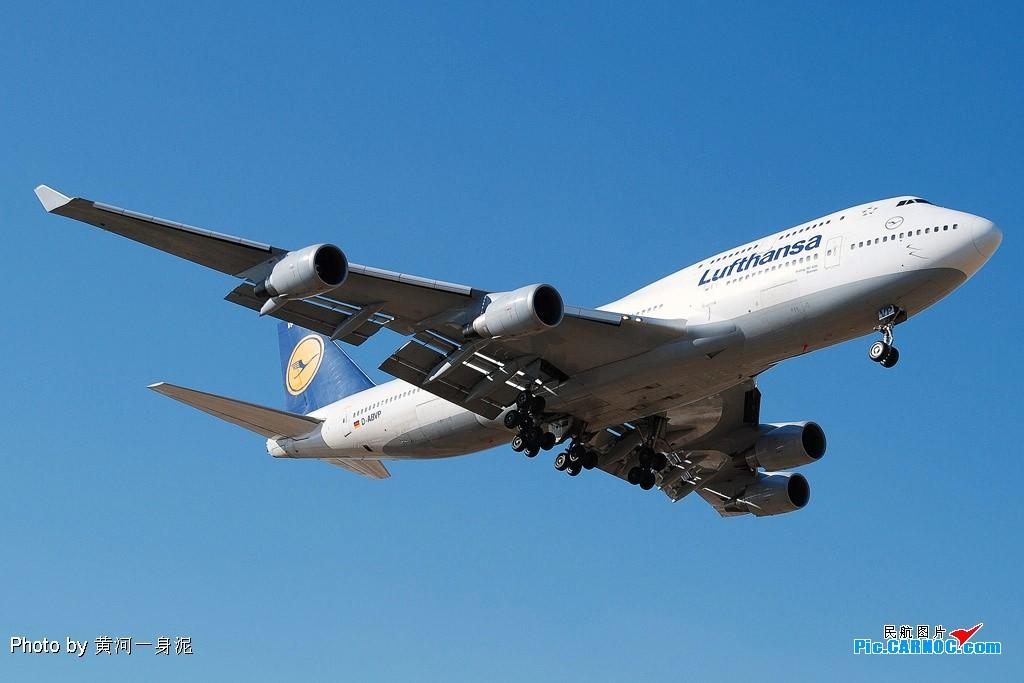 Re:[原创]我眼里的德国汉莎航空 BOEING 747-400 D-ABVP 中国北京首都机场