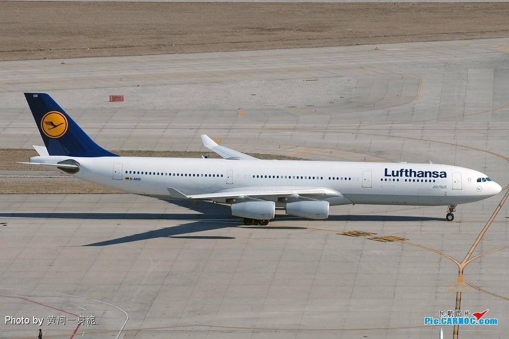 Re:[原创]我眼里的德国汉莎航空 AIRBUS A340-300 D-AIGS 中国北京首都机场