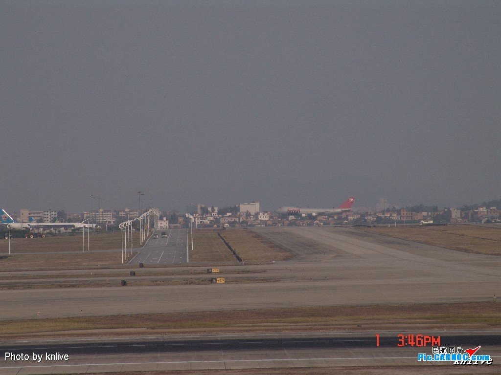 Re:[原创]3月1日,ZGGG东西两条跑道打飞机 BOEING 747-400 B-6325
