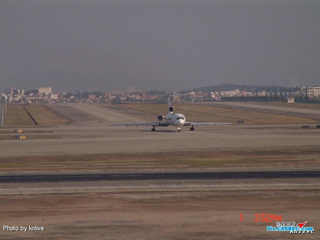 Re:[原创]3月1日,ZGGG东西两条跑道打飞机 TUPOLEV TU-154
