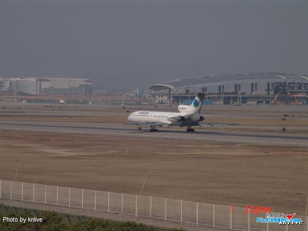 Re:[原创]3月1日,ZGGG东西两条跑道打飞机 TUPOLEV TU-154 RA-85797