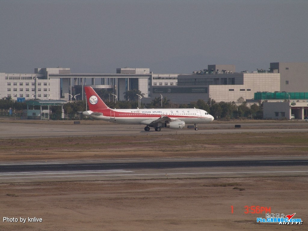 Re:[原创]3月1日,ZGGG东西两条跑道打飞机 AIRBUS A320 B-6322