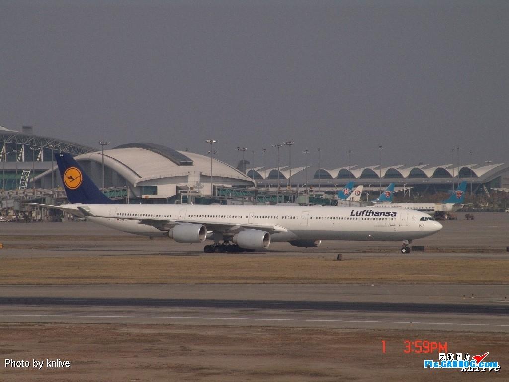 Re:[原创]3月1日,ZGGG东西两条跑道打飞机 AIRBUS A340-600 D-AIHA