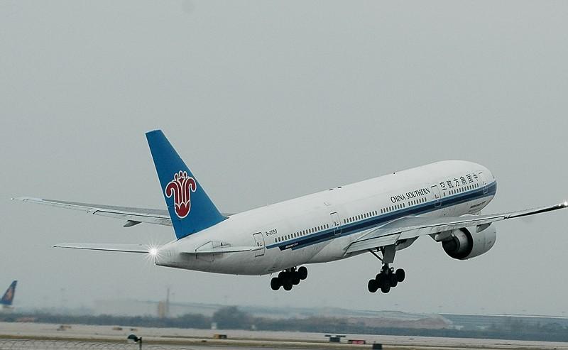 Re:[原创]一百天的努力现在升到777啦,祝贺祝贺自己(看贴者送一架,回贴者送二架) BOEING 777-200ER B-2057