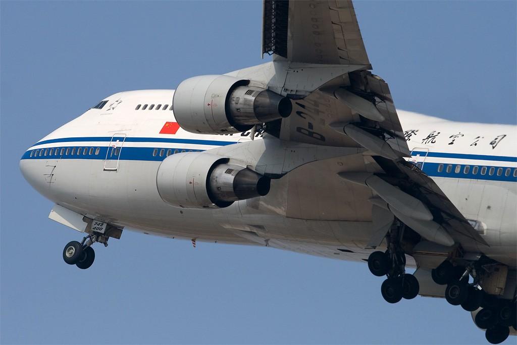 Re:[原创][深圳打机队]=====787了===== BOEING 747-400 B-2443 深圳宝安国际机场