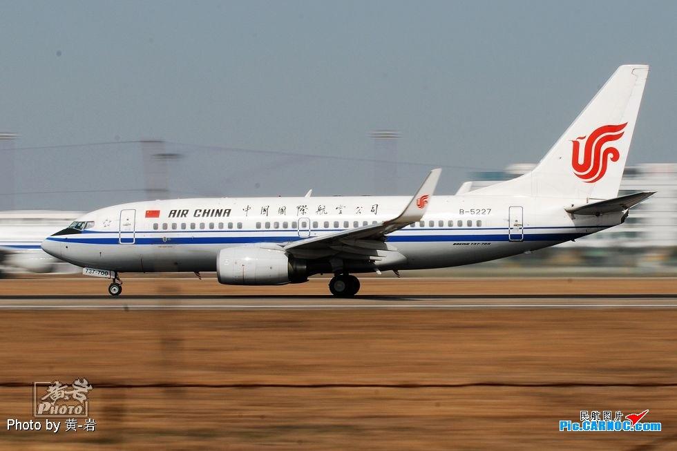"""Re:[原创]☆☆☆☆☆ 冷落了谁也不能冷落了它-""""萧山的'地主'"""" BOEING 737-700 B-5227 中国杭州萧山机场"""