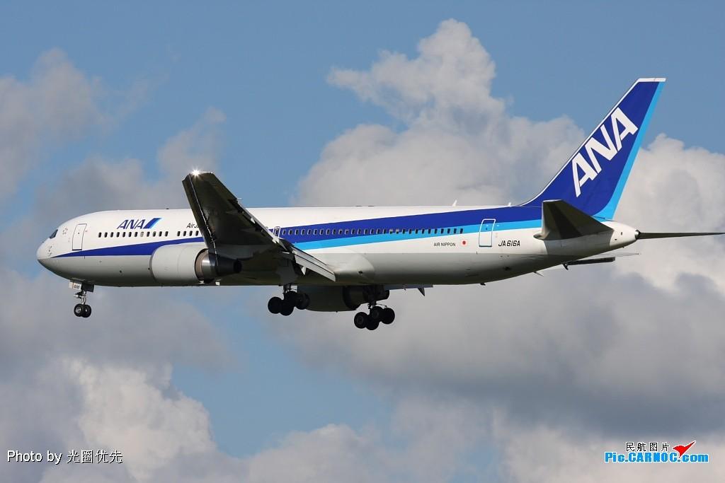 Re:[原创]最怕飞机遇上阳光! B767-300ER JA616A Singapore SINGAPORE CHANGI