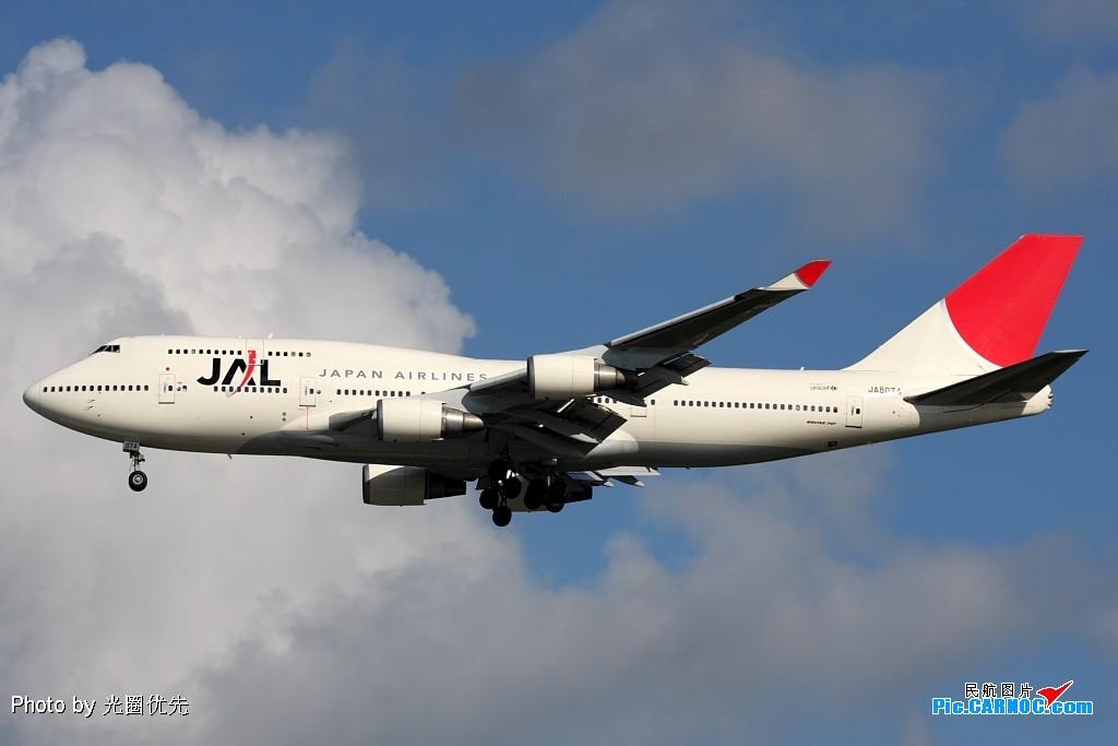 Re:最怕飞机遇上阳光! B747-400 JA8074 Singapore SINGAPORE CHANGI