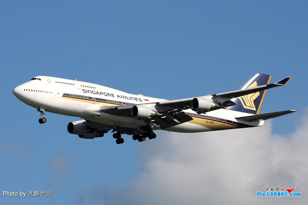 Re:[原创]最怕飞机遇上阳光! B747-400 9V-SPH Singapore SINGAPORE CHANGI