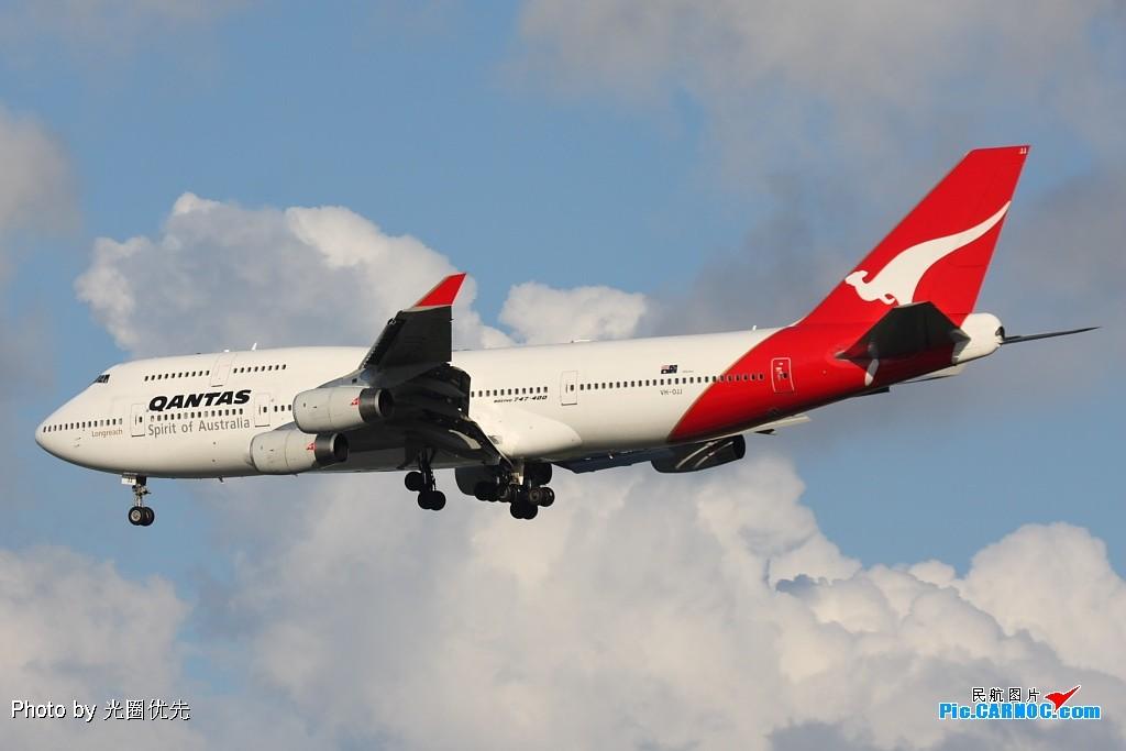 Re:[原创]最怕飞机遇上阳光! B747-400 VH-OJJ Singapore SINGAPORE CHANGI