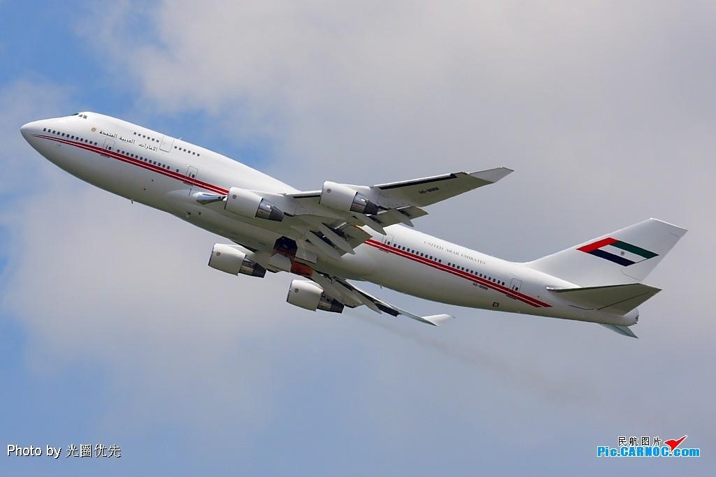 [原创]A6-MMM   有钱人的奢侈玩意! 747-400 A6-MMM Singapore SINGAPORE CHANGI