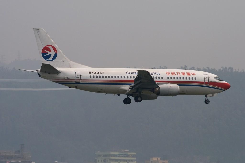 Re:[原创][深圳打机队]=====难以言表的星期天===== BOEING 737-300 B-2983 深圳宝安国际机场