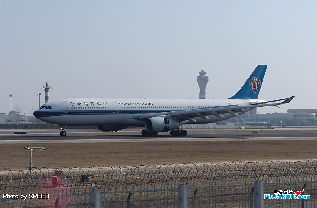 Re:现如今的北京已经被330所霸占了。 330 B-6087 PEK