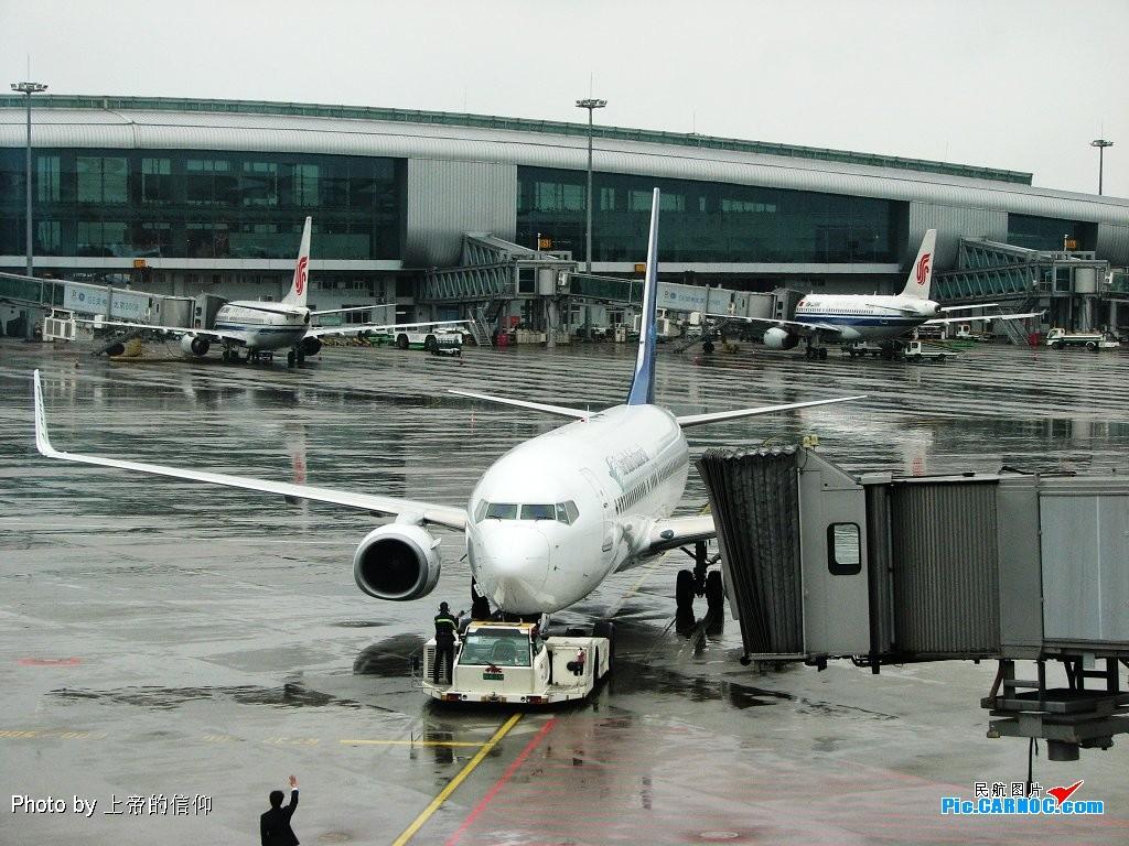 [原创]南方有好货,认准这只小鹰(上帝的信仰in CAN-Part 1) BOEING 737-800 EC-JDU 中国广州白云机场