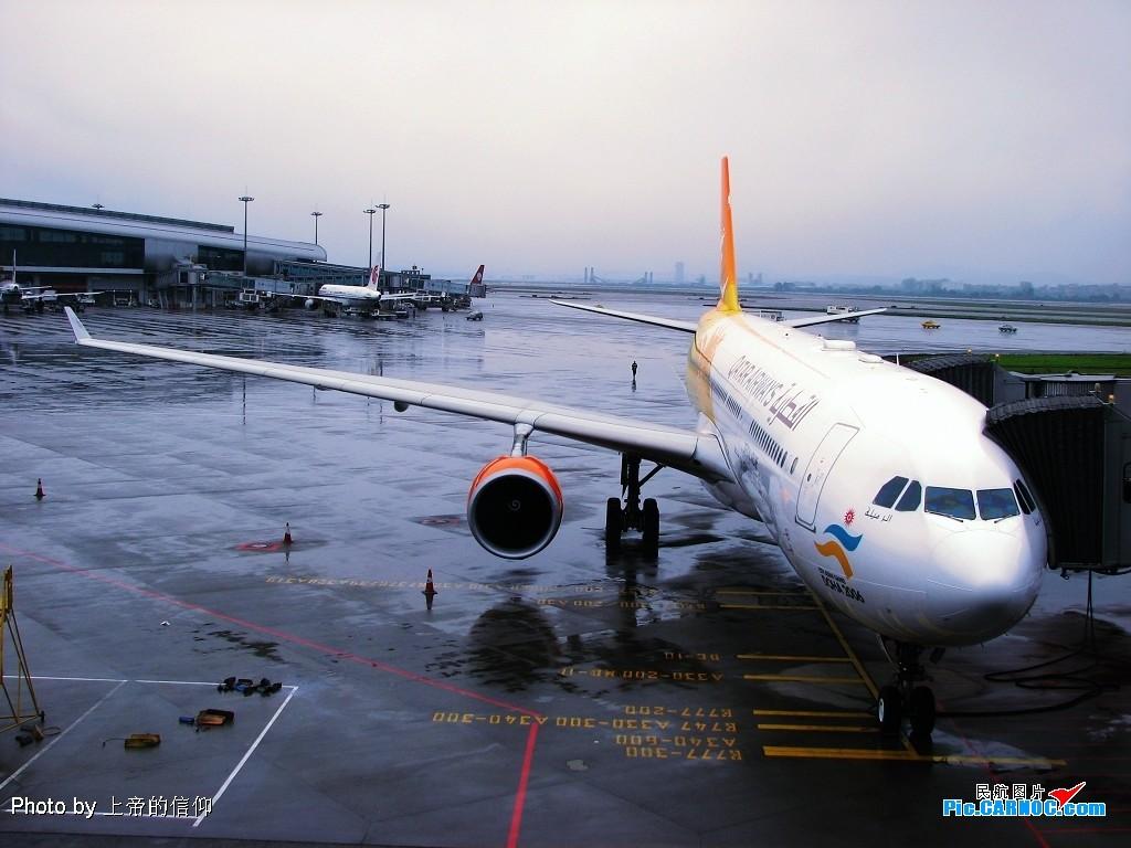南方有好货,继续动物世界,RP绝对好(上帝的信仰in CAN-Part 2) AIRBUS A330-300 A7-AEF 中国广州白云机场