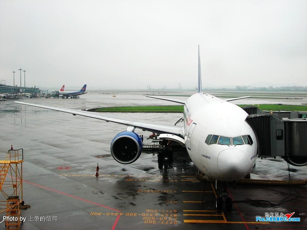 Re:[原创]南方有好货,继续来只鹰,埃及航空(上帝的信仰in CAN-Part 2) BOEING 777-200 SU-GBP 中国广州白云机场